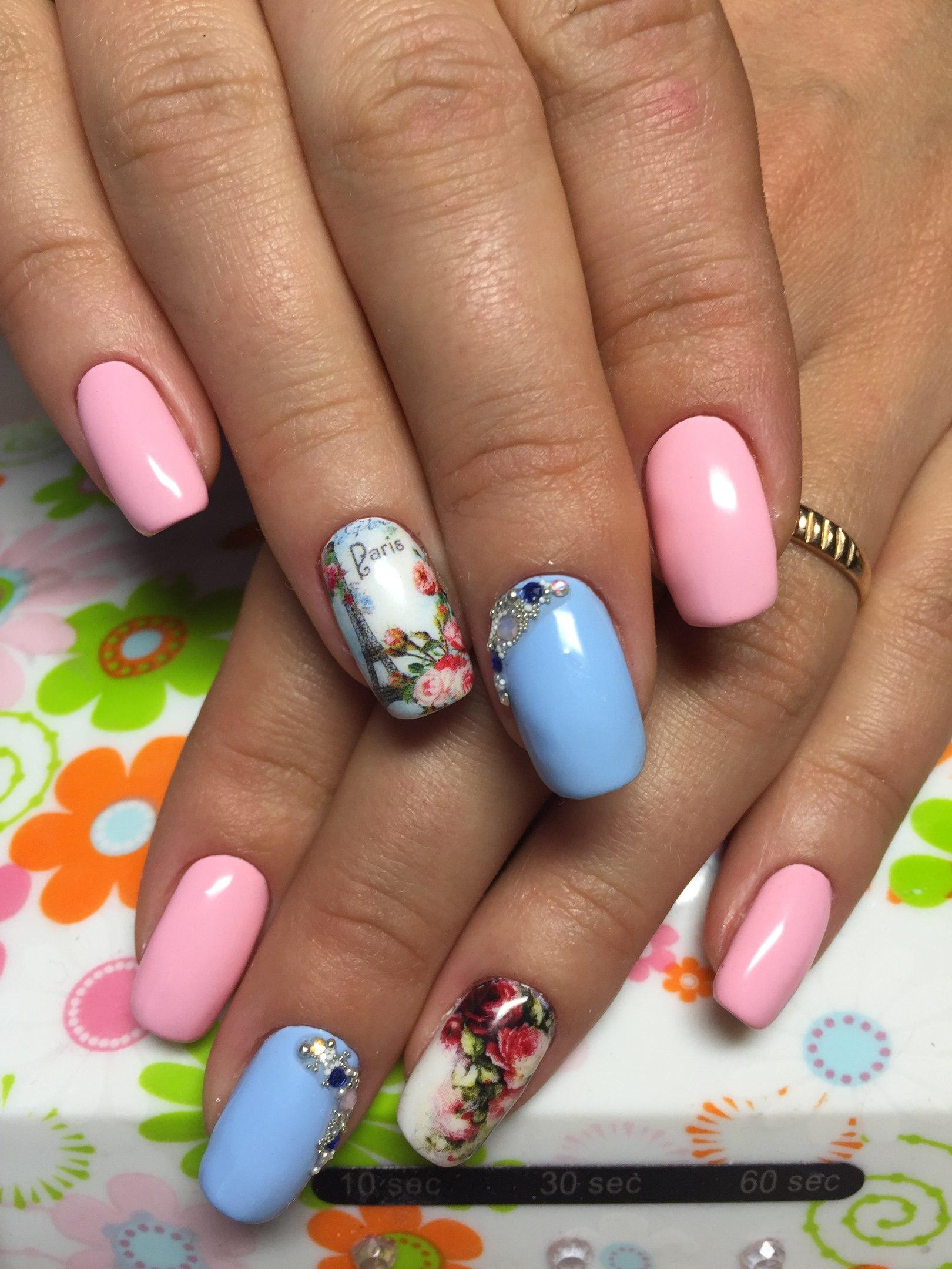 Фото гель лаков на квадратных ногтях