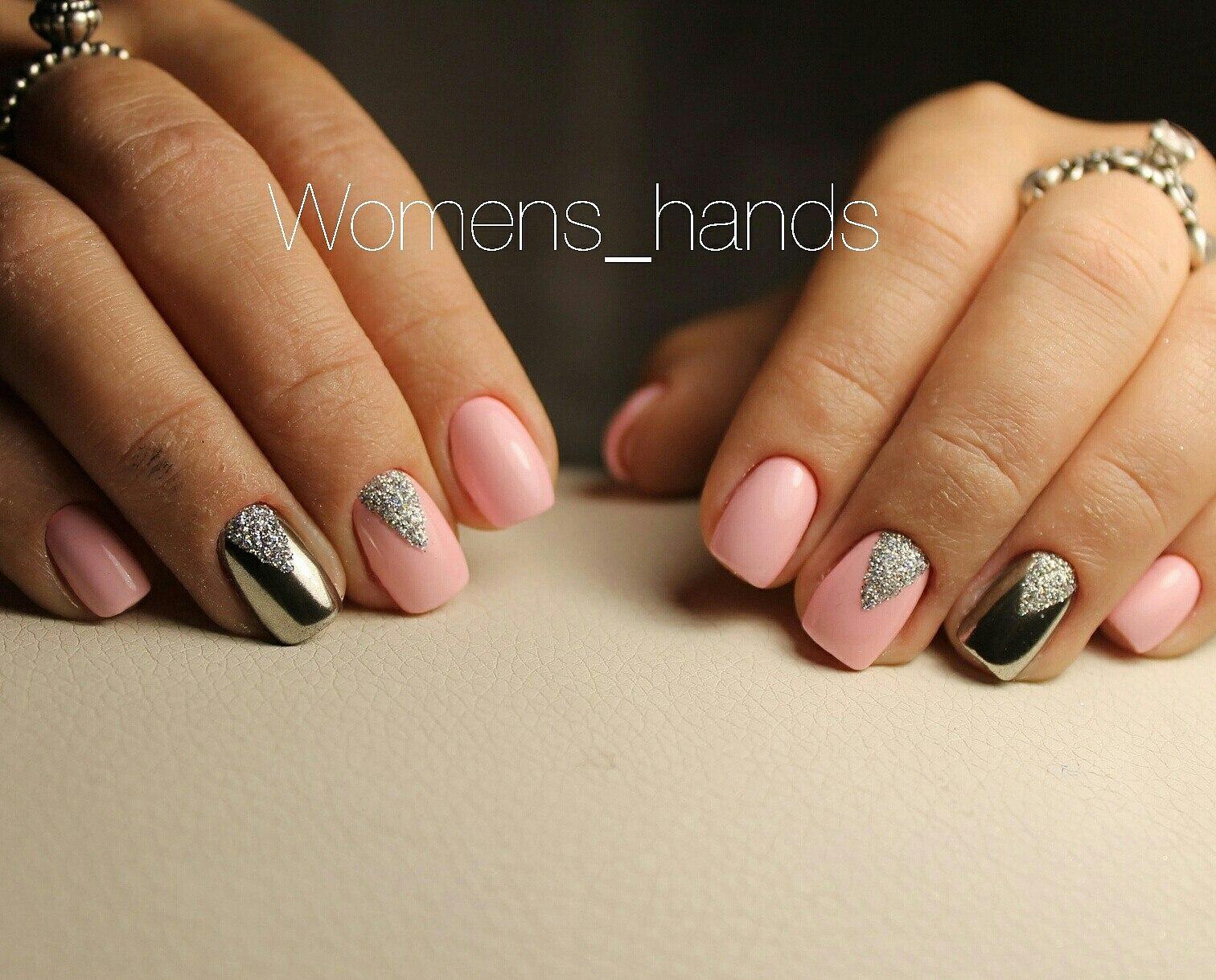 Дизайн ногтей фото 18
