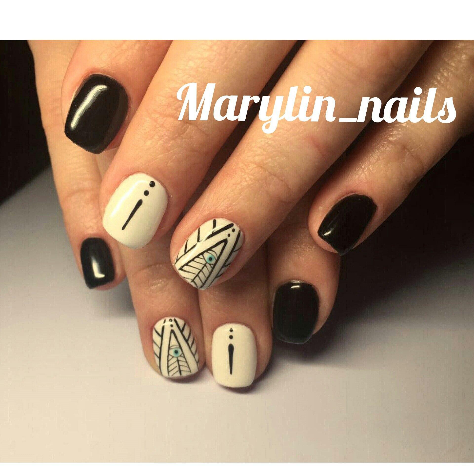 Ногти дизайн короткие квадратные ногти