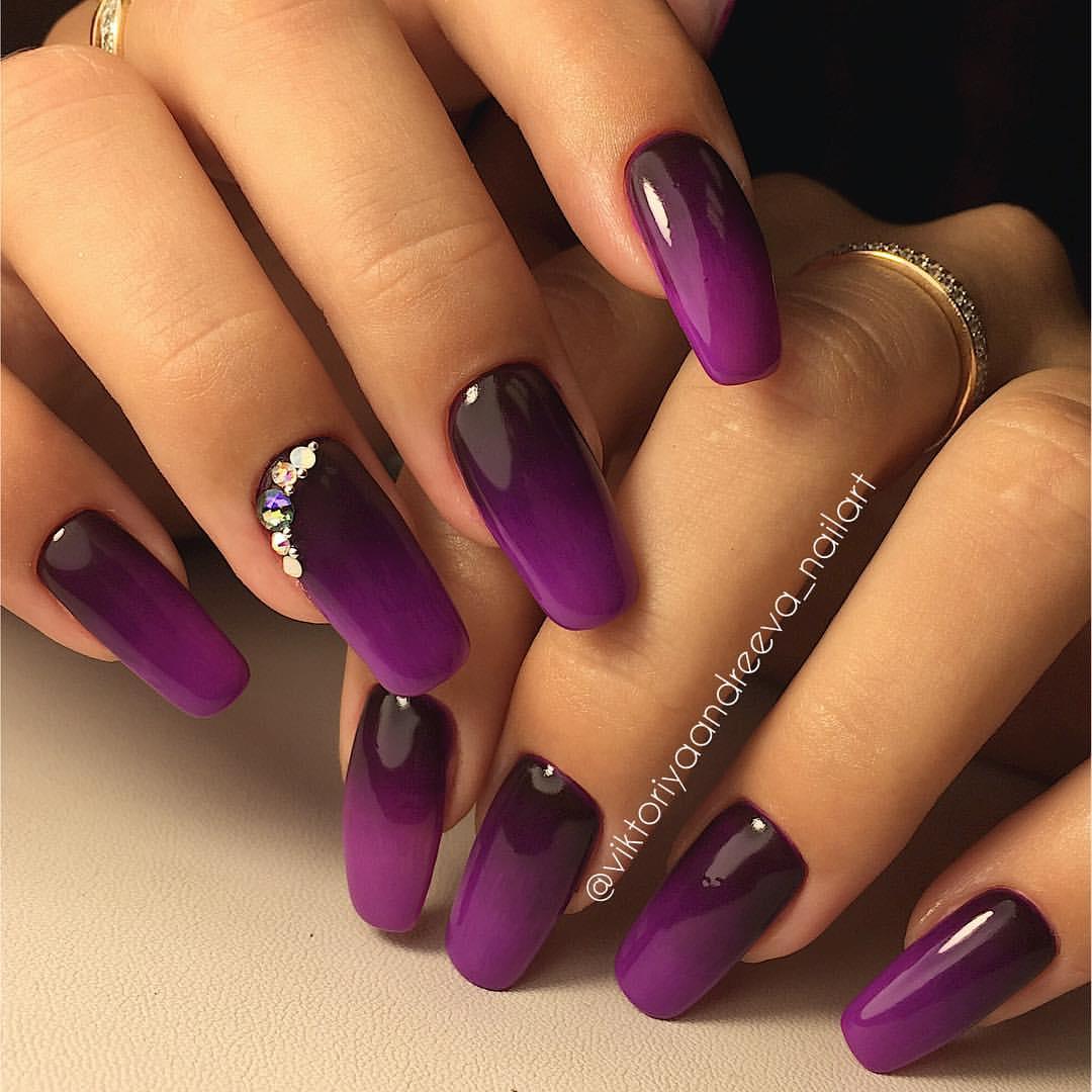 Дизайн ногтей миндальной формы: фото идей 39