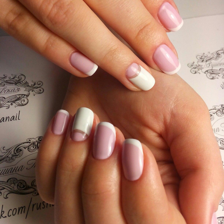 красивые и простые дизайны ногтей фото