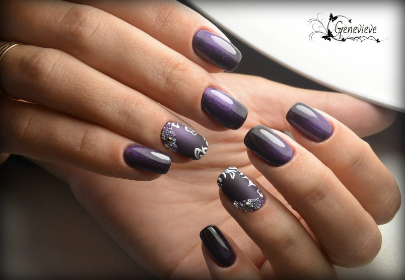 Как покрыть ногти гель-лаком?