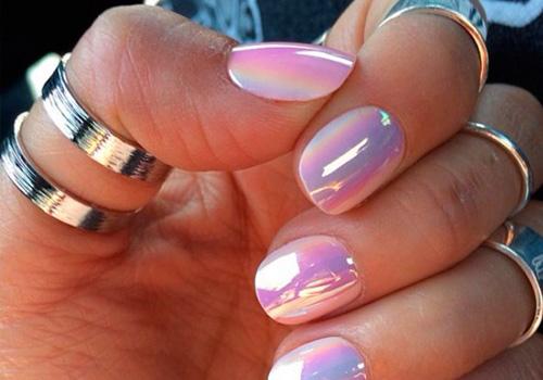 Красивые ногти втирка