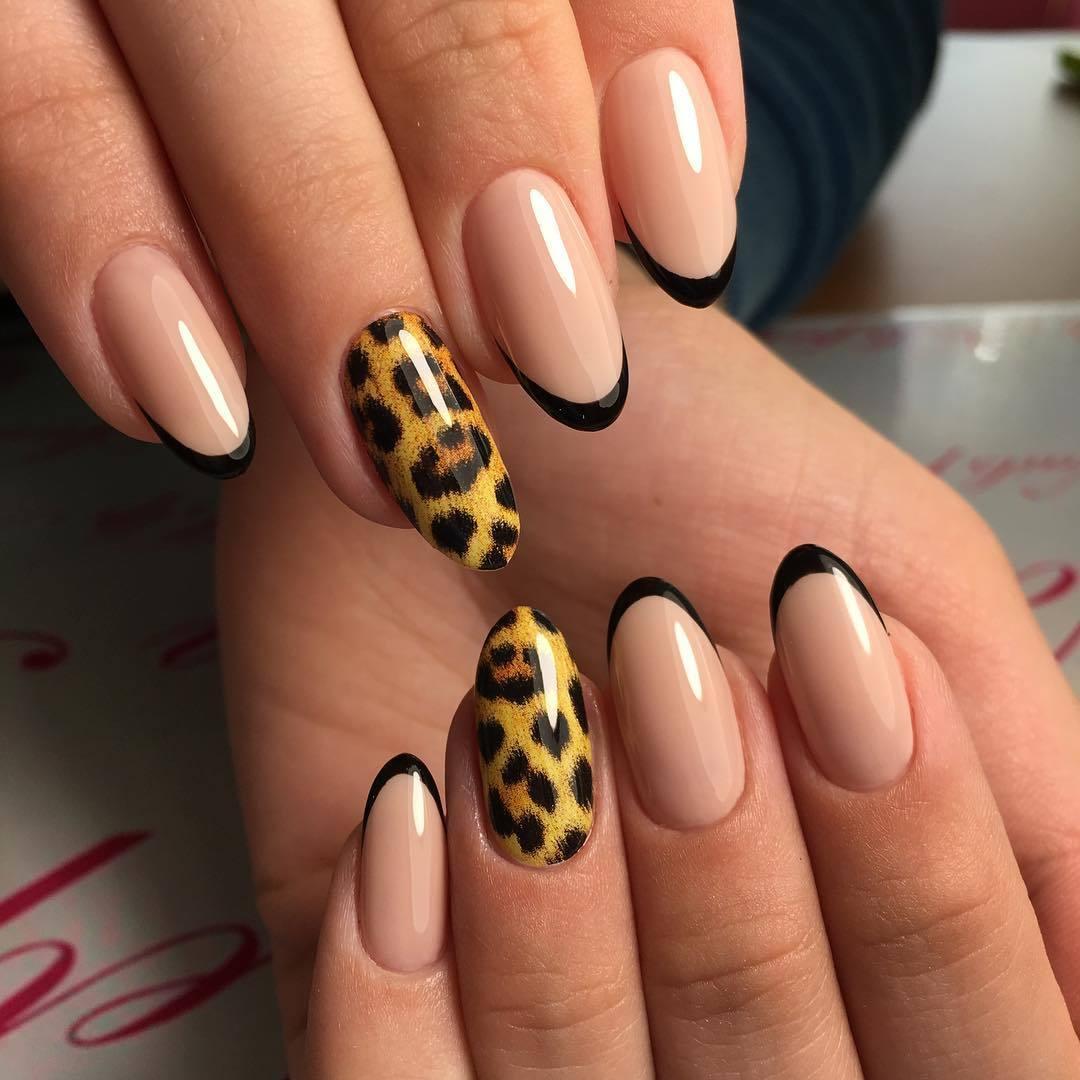 Осенний дизайн ногтей фото 2018 современные идеи