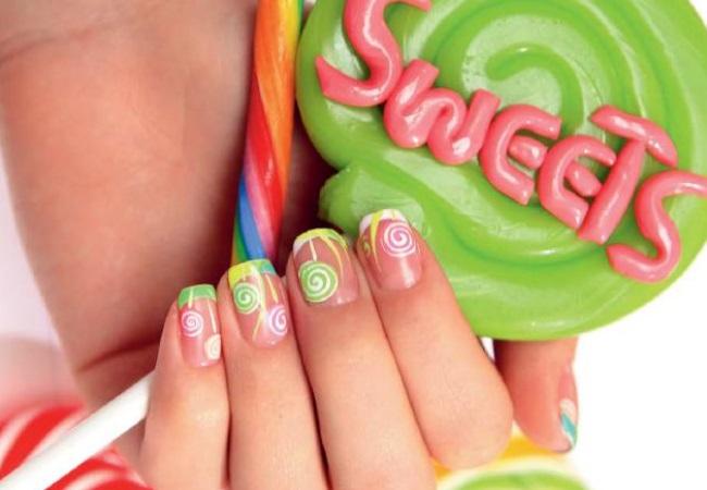 Дизайн ногтей гель лаком фото для начинающих пошагово