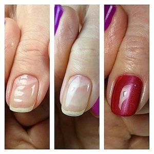 Как выровнять ногтевую пластину