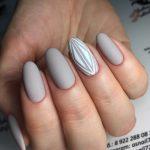 Геометрия на ногтях: техника создания оригинальной мозаики