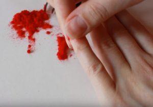 Бархатный маникюр: техника создания бархатного покрытия двумя способами