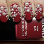 Праздничный маникюр: 80 фото идей шикарного дизайна ногтей