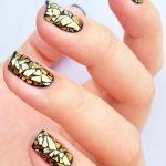 Вечерний маникюр: 65 фото идей шикарного дизайна ногтей
